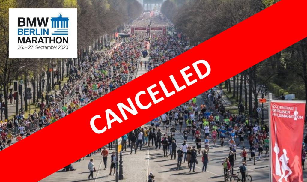 Cancelada Maratona de Berlim