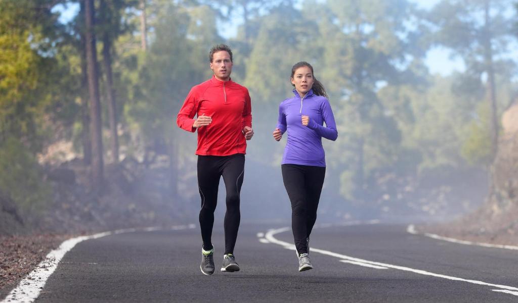 Como voltar a correr depois de um tempo parado?